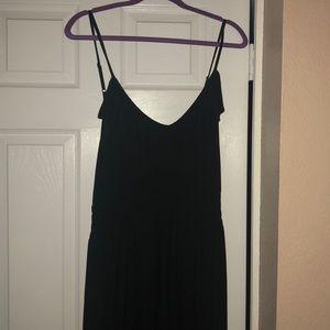 Express high low dress